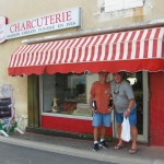 The Charcuterie in Argeliers