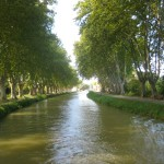 The Midi Canal near Arageliers