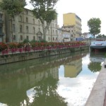 The Robine Canal - Narbonne
