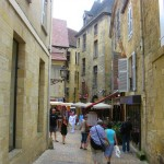 The Steets of Sarlat