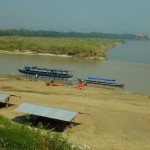 The Mekong at the Golden Triangle