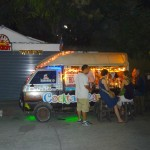 The Rolling Bar at the Night Market