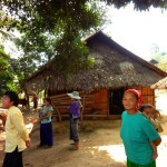 In a Hmong Village