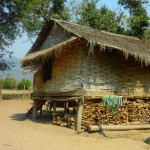 Typical Hmong Home