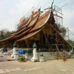 The Temple at Vat Xieng Thong