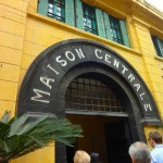 "Main Gate to the ""Hanoi HiIton"" (Hoa Lo Prison -"