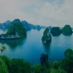 The Way Halong Bay Should Look on a Sunny Day