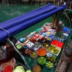 A Floating Grocery Store