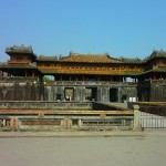The Ngo Mon Gate to Citadel at Hue
