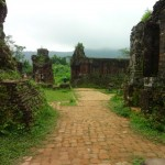 Ruins of the Temple Complex at My Son