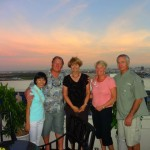 Our Last Evening in Vietnam with Mandy