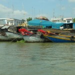 Cang Rai Floating Market