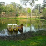 West Baray at Angkor Thom