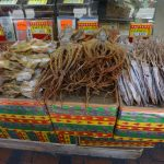 Open Air Dried Octopus and Other Delights
