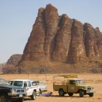 The Seven Pillars of Wisdom - Wadi Rum