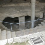 The Mikveh at Joseph's House - Nazareth