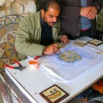 Mosaic Artisan keeps the tradition alive in Madaba
