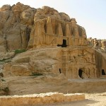 The Tombs of Bab el-Siq Petra