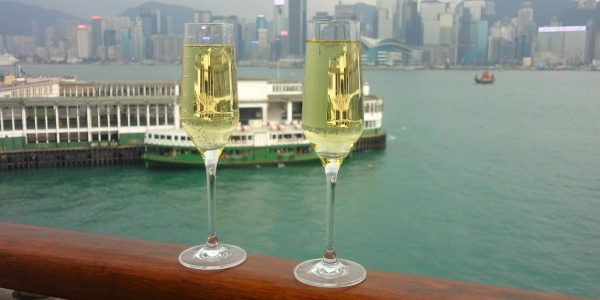 Hong Kong to Southampton Voyage – Part 1
