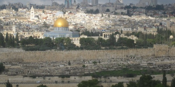 The Holy Land Part 3 – Jerusalem